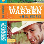 Susan May Warren and the Reclaiming Nick Blog Tour