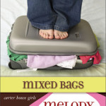 Mixed Bags by Melody Carlson ~ Chloe-Anne's Take