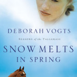 Snow Melts in Spring by Deborah Vogts