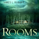 Rooms by James L Rubart with giveaways
