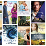 Late 2013 releases from Bethany House