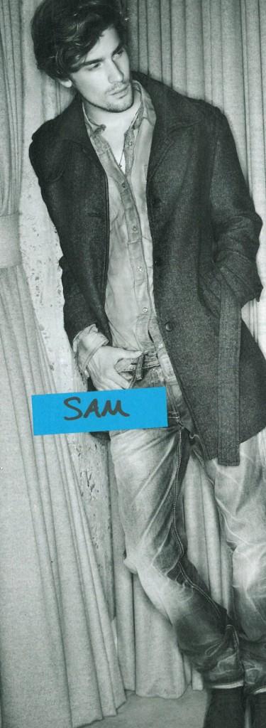 Siri's Sam1