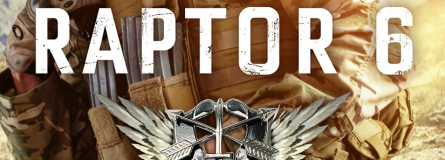 Cover Reveal ~ Ronie Kendig's Raptor 6