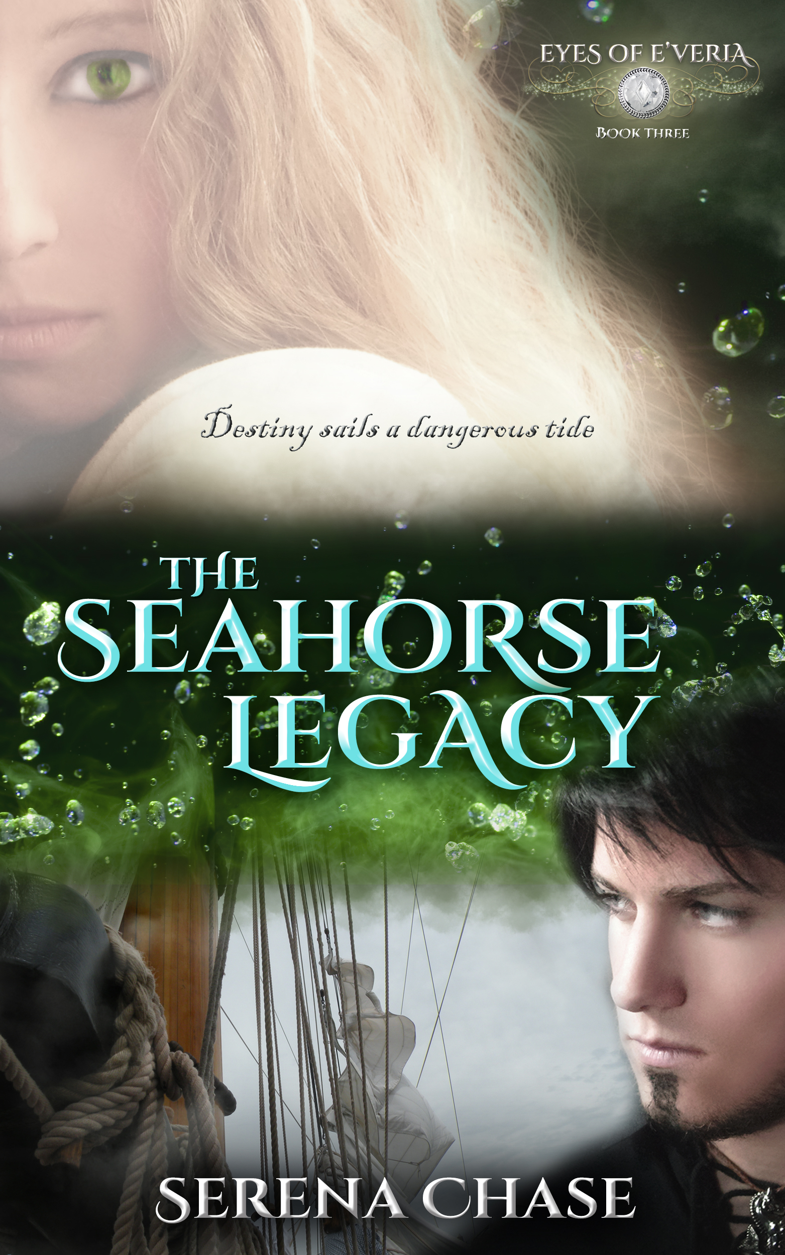 Seahorse Kindle Cover copy