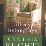 Character Spotlight ~ Cynthia Ruchti's Becca Morrow