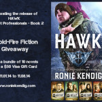 Hawk by Ronie Kendig…and a massive giveaway!