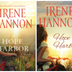 Irene Hannon: Cover Change