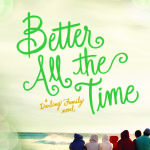 Better All the Time by Carre Armstrong Gardner with a giveaway