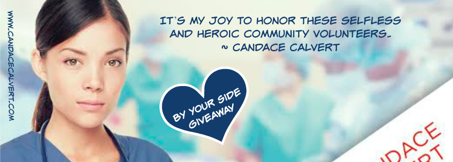 Candace Calvert: Home Grown Drama with a giveaway