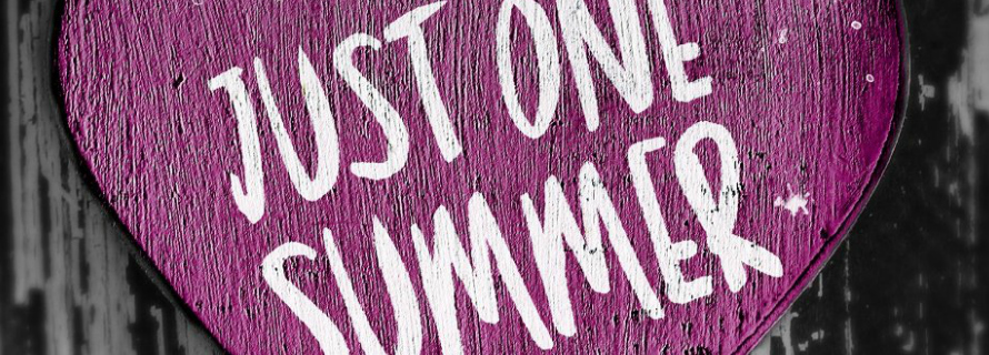 Character Spotlight: Just One Summer's Joss, Sydney, Lennon, & Owen…with a giveaway