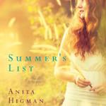 Character Spotlight: Anita Higman's Summer