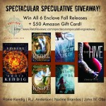 Spectacular Speculative Giveaway!