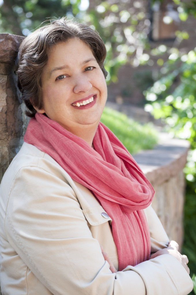 Olivia Newport author photo