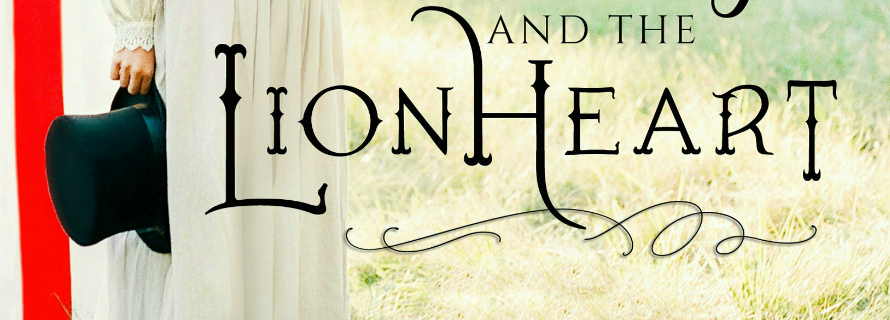 The Lady and the Lionheart by Joanne Bischof with giveaways