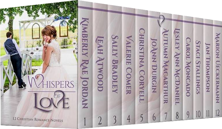 Whispers of Love spines