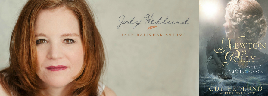The Reading Habits of Jody Hedlund (with a giveaway)
