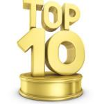 Top 10…ahem…13, 2016