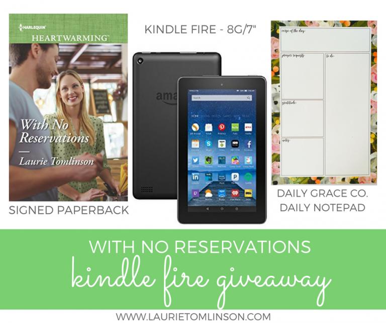 LT Kindle giveaway