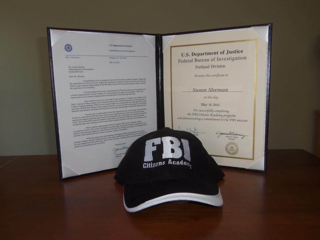 FBI Citizen's Academy