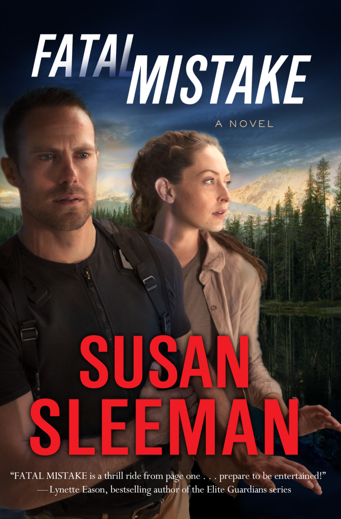 Fatal Mistake by Susan Sleeman