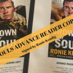Ronie Kendig's CROWN OF SOULS Signed Advance Reader Copy Giveaway