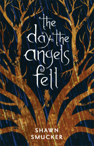 The Day the Angels Fell-Book Cover