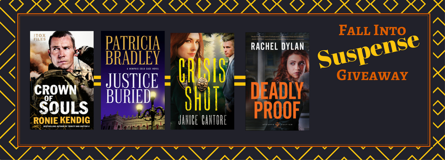 Fall into Suspense Giveaway!