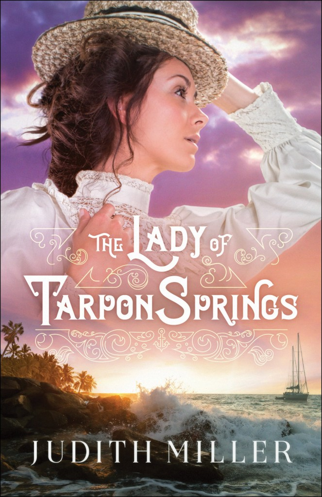 The Lady of Tarpon Springs