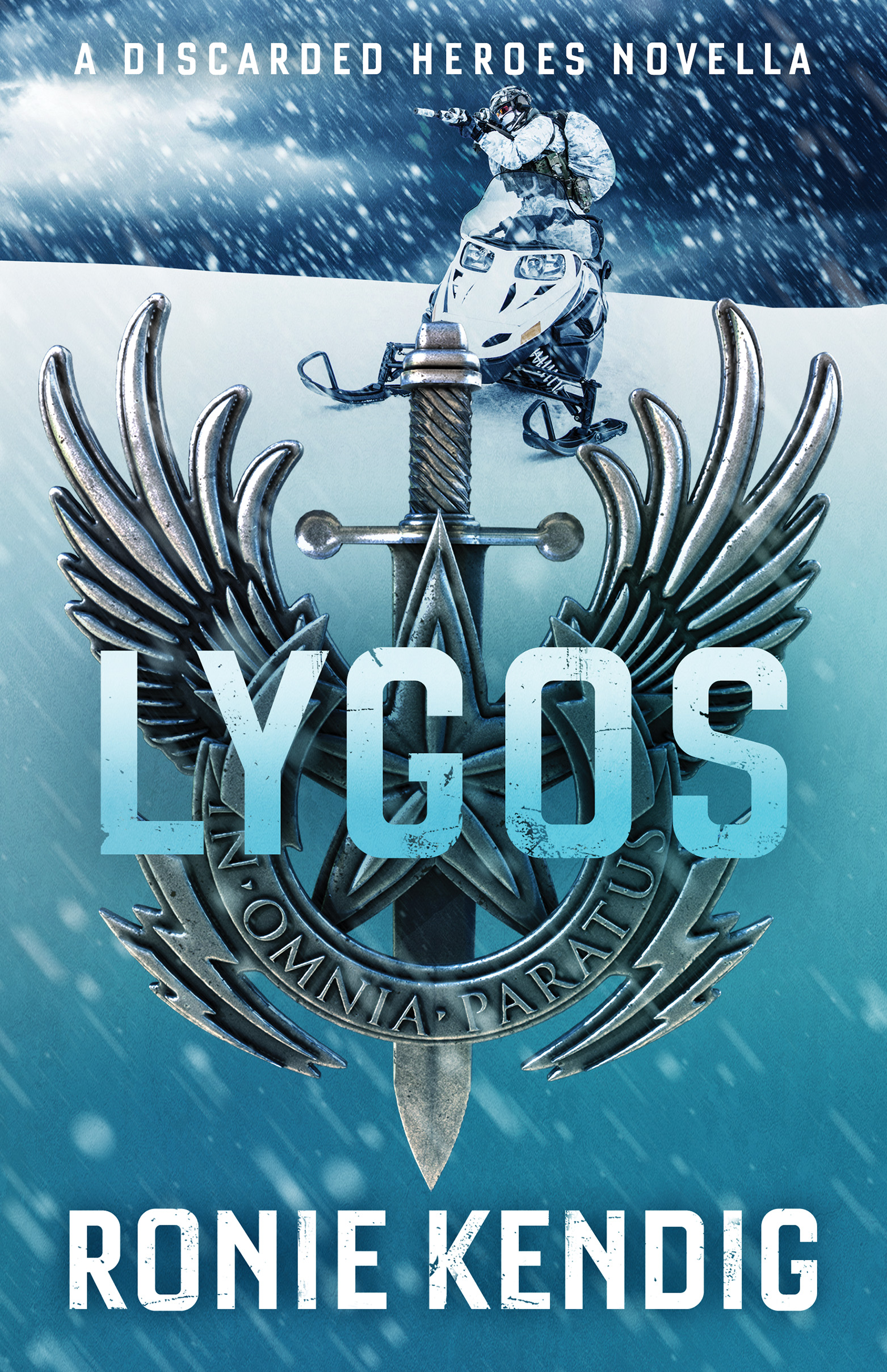 Lygos: A Discarded Heroes Novella by Ronie Kendig (with giveaways)
