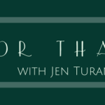 Jen Turano: This or That (with a giveaway)