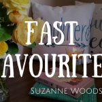 Suzanne Fisher Woods: Fast Favourites (with giveaway)