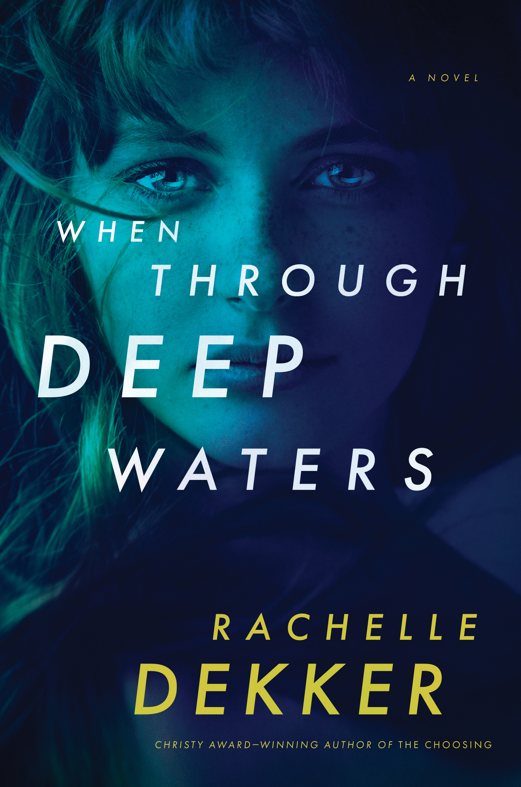Rachelle Dekker The Writer Her Book With Giveaway