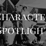 Character Spotlight: Sarah Sundin's Dorothy & Wyatt (with giveaway)