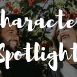 Character Spotlight: Carla Laureano's Alex Kanin & Rachel Bishop (with giveaway)