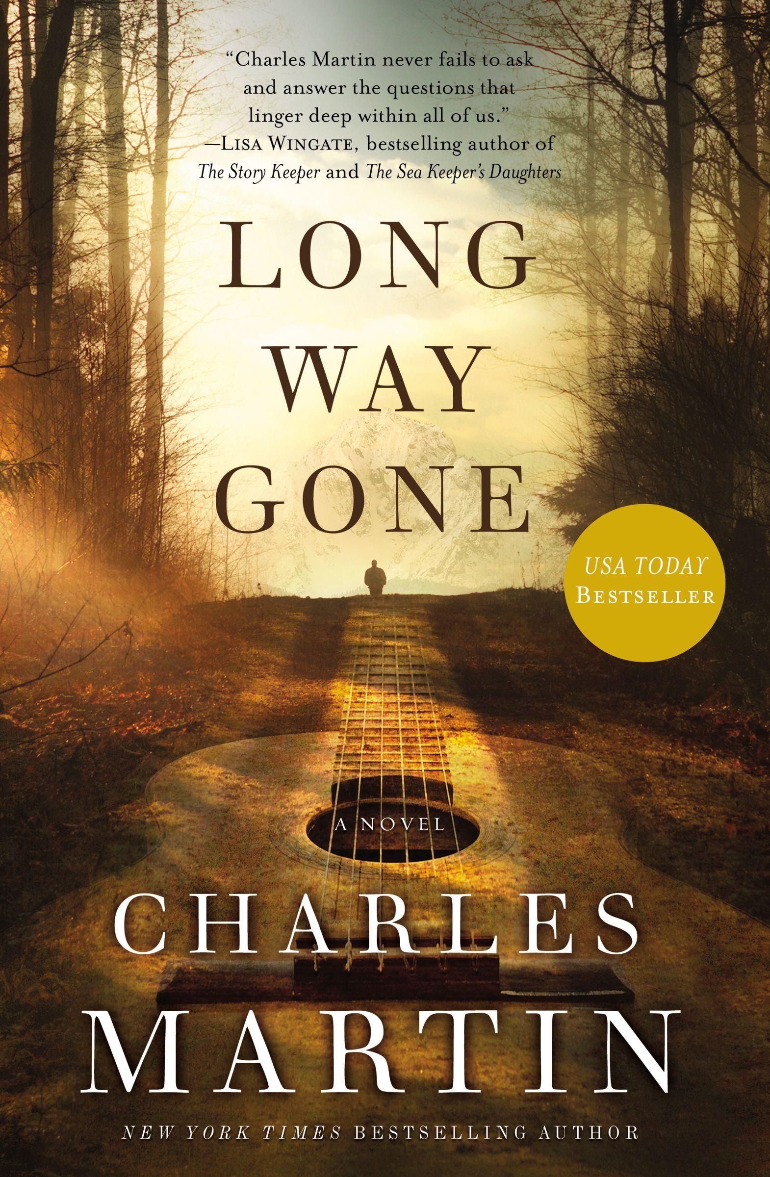 First Line Friday: Charles Martin's Long Way Gone